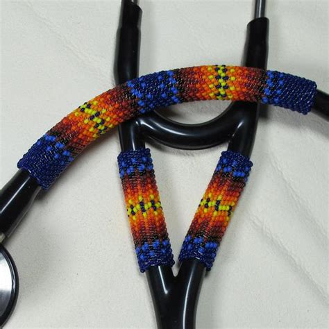 beaded stethoscope covers beaded stethoscope waci ci trading co