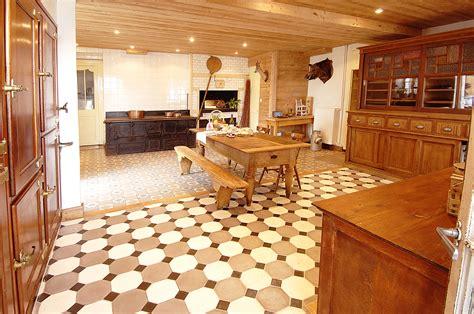 deco cuisine ancienne chez le p 232 r gras l ancienne cuisine veille au grain de