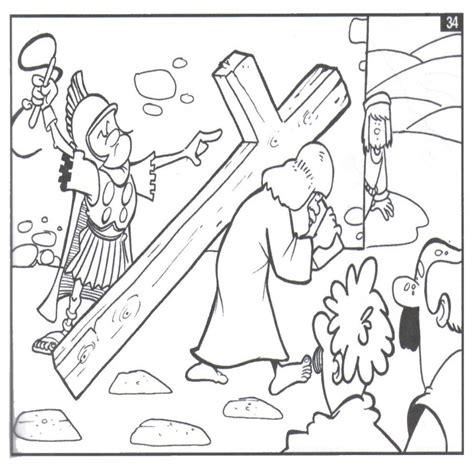 dibujos infantiles para colorear semana santa 10 dibujos colorear semana santa infantil