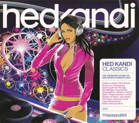 Various Hed Kandi Classics Cd At Discogs Hed Kandi House