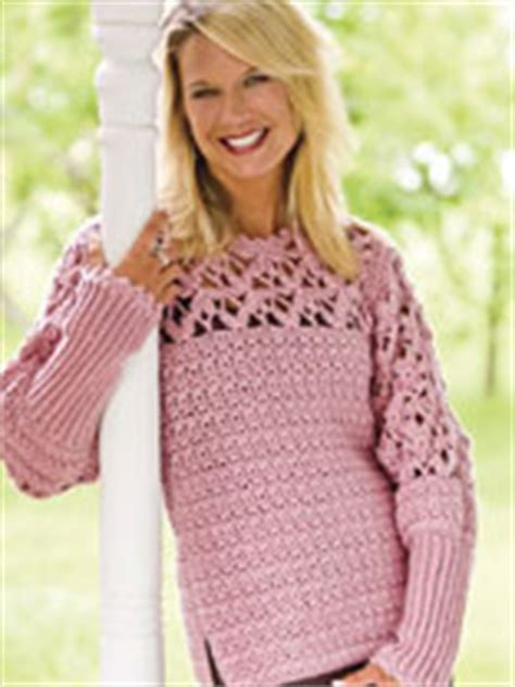 free crochet pattern ladies jersey free crochet sweater patterns crochet top patterns page 1