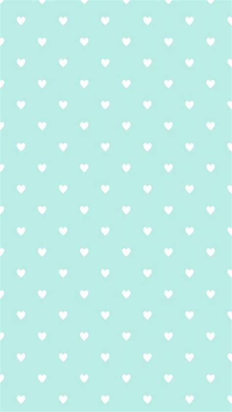 wallpaper blue mint mint blue heart shaped pattern iphone background iphone
