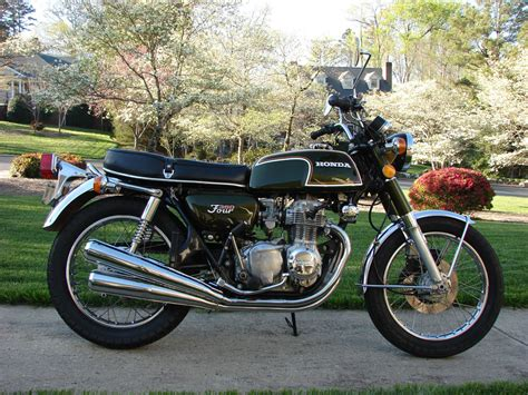 1973 honda cb350f is an affordable collectible