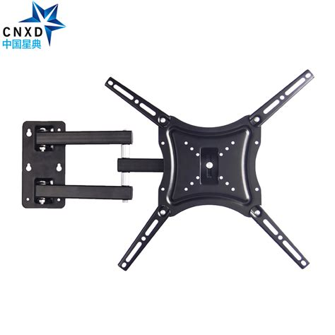 Promo Tv Bracket Adjustable Up And 1 4m Thick 400 X 400 Pitch Te retractable motion tv wall mount bracket wall stand adjustable mount arm fit for plasma