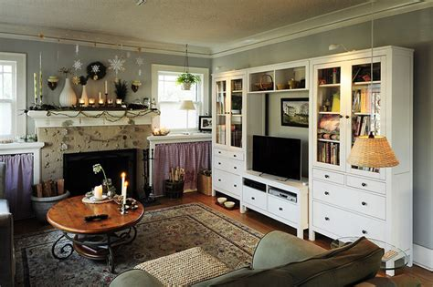 built in cabinets eclectic living room chango co living room eclectic living room portland by julie