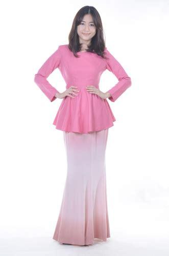 Baju Kebaya Remaja 18 model baju kurung modern untuk remaja elegantria