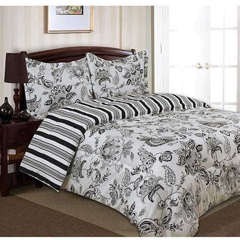walmart bed covers divatex home fashions printed cordoba bedding duvet cover
