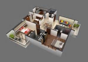 Isometric Floor Plan by 3d Small House Plan Isometric Isometric Floor Plan Friv