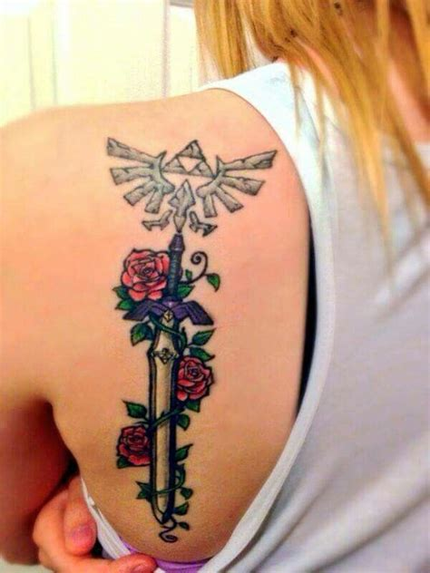 legend of zelda tattoo designs 25 best legend of tattoos ideas on