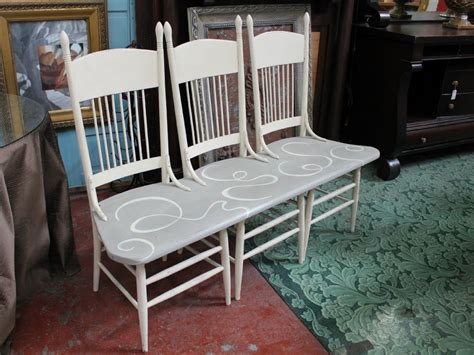 bench made from 2 chairs 19 upcycling projects from salvage dawgs diy home decor