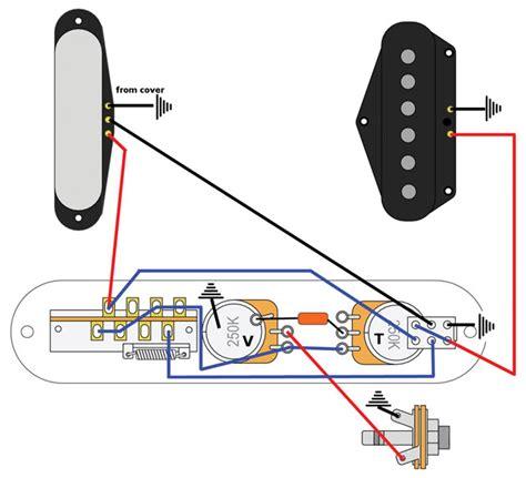 mod garage telecaster series wiring premier guitar