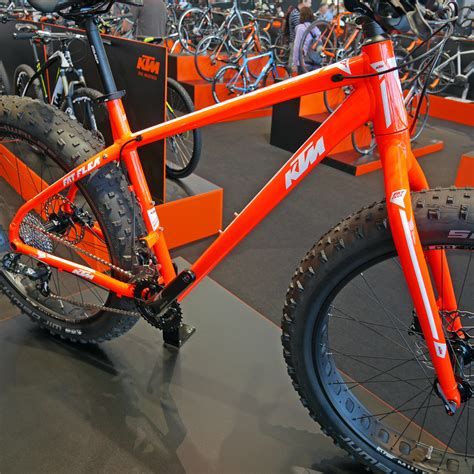 Ktm Aluminum Frame Eb15 Ktm Updates Mountain Bikes With Line Link