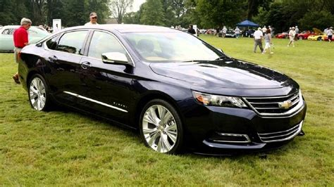 2016 chevrolet impala pictures information and specs