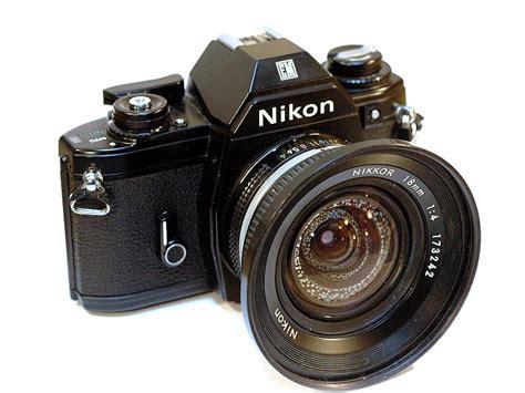 my nikon em cameras