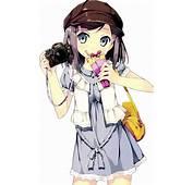 Anime Girl PNG Clipart  Mart