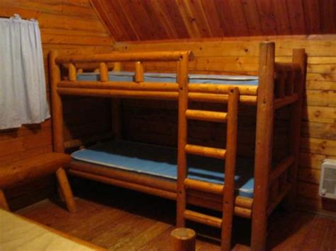 Bunk Bed Rental Calico Ghost Town Rental Cabin Interior Showing Bunk Beds Picture Of Calico Ghost Town Yermo