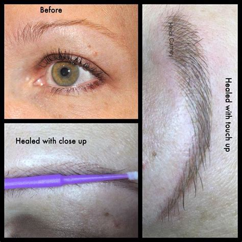 tattoo eyebrows atlanta 294 best images about heidi cosmetic tattoo artist on
