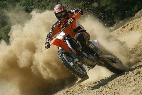 Ktm Motorräder Enduro by Ktm Offroad 2010 Testbericht