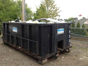 Household Trash Compactor roll off dumpsters from miller waste industries