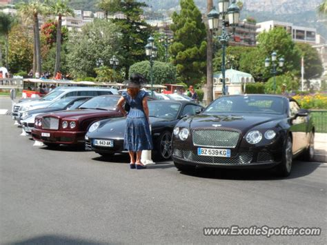 bentley monaco bentley brooklands spotted in monte carlo monaco on 07 01