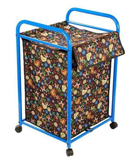 Laundry Bag Jepang Kotak deneb laundry trolley large buy deneb laundry trolley large at low price snapdeal