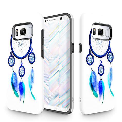 Acc Blueray Samsung Galaxy S8 Plus Slim Cover Hardca for samsung galaxy s8 plus zizo hybrid design slim grip defender cover ebay