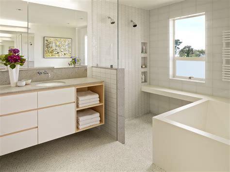 corian niche shower niches bathroom contemporary with shower