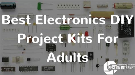 diy electronic projects best electronics diy project kits for adults
