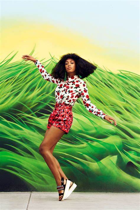 In Harpers Bazaar 2 2 by Solange Knowles Solange Knowles Style