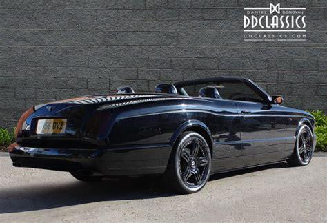 bentley azure convertible bentley azure mulliner spec convertible rhd