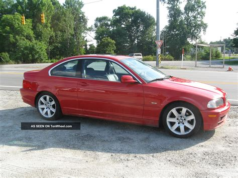 2002 Bmw 325ci by 2002 Bmw 325ci Base Coupe 2 Door 2 5l