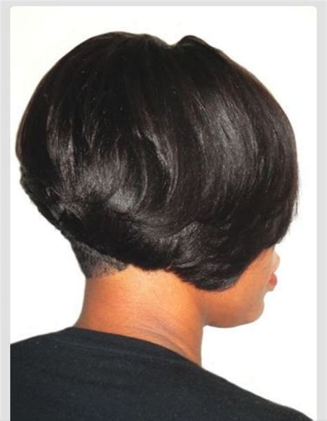 layered bob haircut american african american hair bob cut african american layered