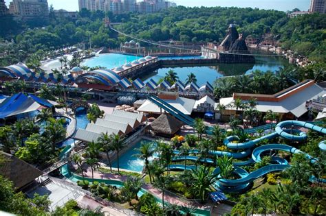 themes park in malaysia sunway lagoon theme park selangor tourist attractions