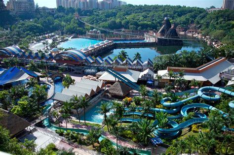 theme park kuala lumpur sunway lagoon theme park selangor tourist attractions