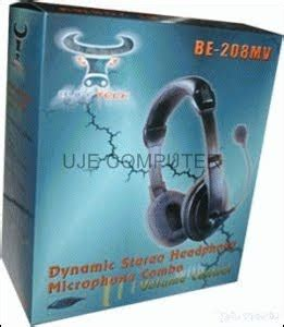 Headset Untuk Warnet welcome to ujecom headset bufftech be 208mw