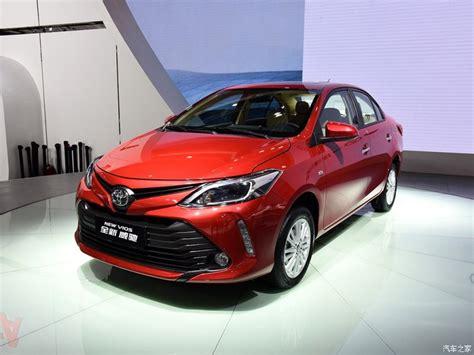 Toyota Vios 2016 Toyota Vios 2016 Facelift Unveiled Carspiritpk
