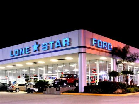 Lone Star Ford : Houston, TX 77037 Car Dealership, and
