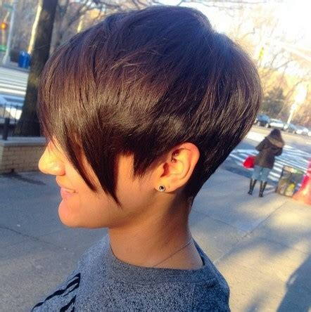 trendy short haircuts  cool summer style