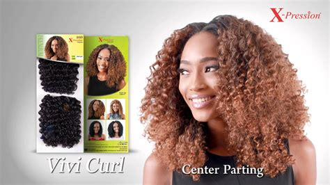 Vivi Curls Expression | curly crochet braids with xpression hair creatys for