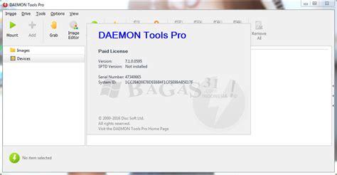 bagas31 daemon tools lite daemon tools pro 7 1 full activator bagas31 com