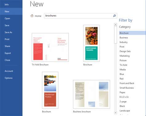 brochure template word 2013 brochure templates microsoft word 2013 microsoft word 2013