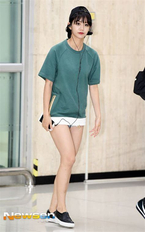 Celana Melorot Bobby Ikon kelewat pendek hyeri s day dikira cuma pakai celana dalam kabar berita