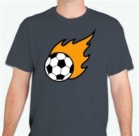 Handmade T Shirts Ideas - soccer t shirts custom design ideas