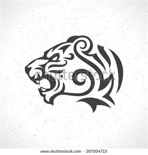 Tshirt Kepala Macan One Clothing 103 best images about tatoo on tribal wolf