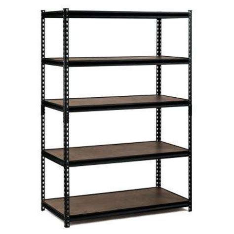 Shelves For Garage Home Depot garage shelves racks garage storage the home depot