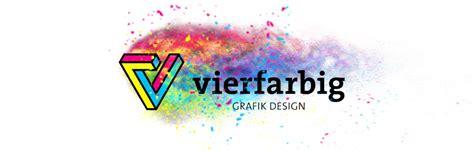 design com vierfarbig grafik design