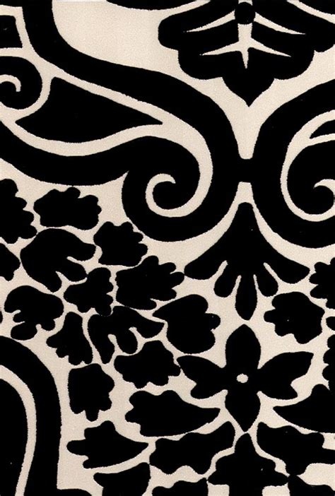 black and white velvet wallpaper black and white flocked wallpaper wallpapersafari