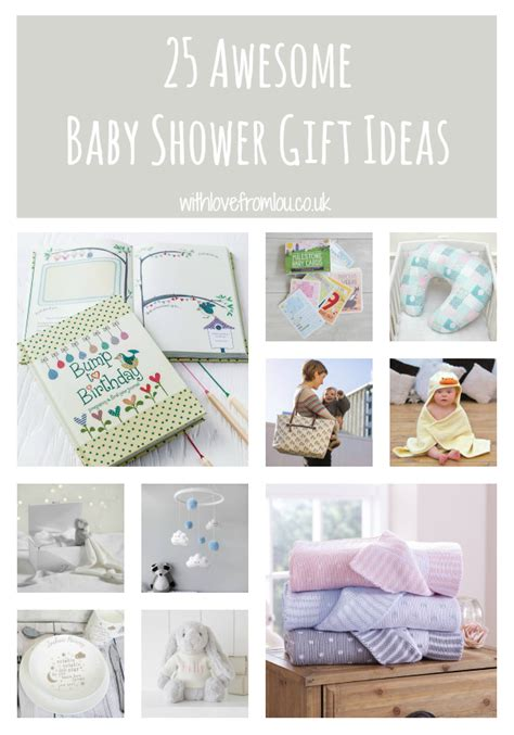 Awesome Baby Shower Gift Ideas by 25 Awesome Baby Shower Gift Ideas With From Lou