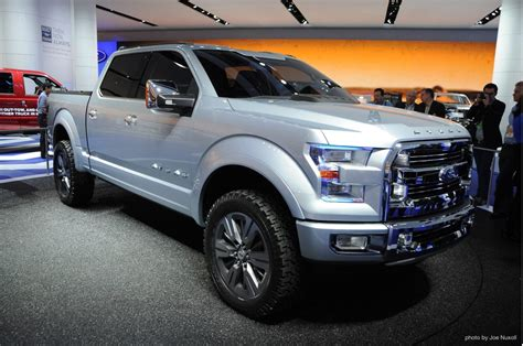 ford s atlas concept previews the future of the pickup