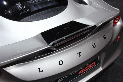 lotus in china lotus to build cars in china